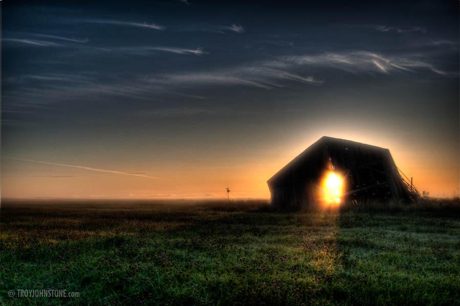 Old Marsh Barn