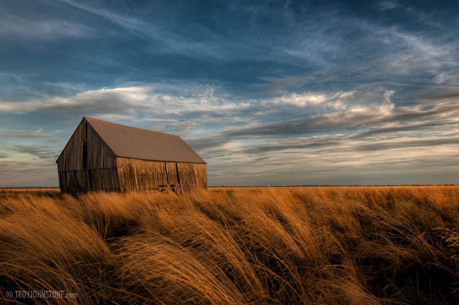 Barns on the Tantramar Marsh